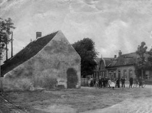 'De Lindeboom' na de 'ingreep', 1923.