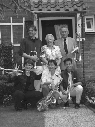 Het muzikale gezin Van de Wetering. (2001)
