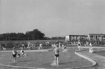Het 'pierebadje' in 1960.