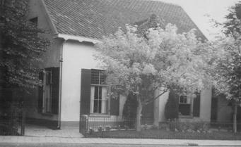 Rentmeesterhuis.