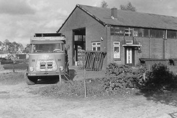 Werkplaats aan de Willaerlaan