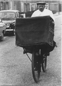 Bakker Jan Esser. 1970