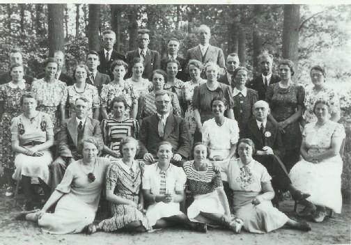 Soli Deo Gloria rond 1946