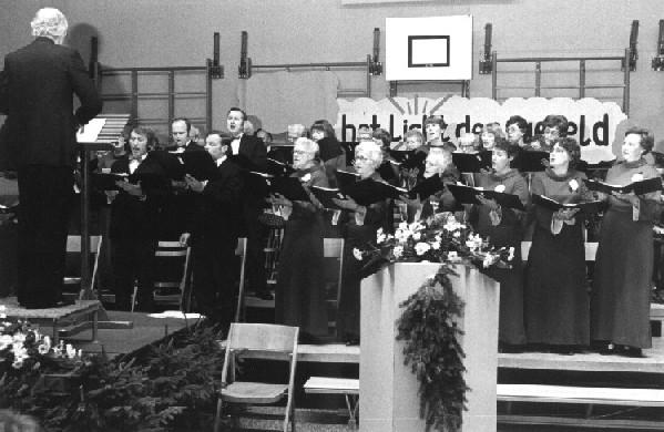 Kerstzangdienst 1979