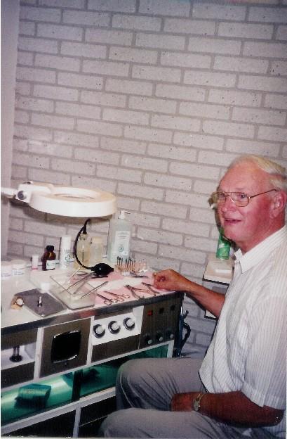 Pedicure Gerrit Geytenbeek