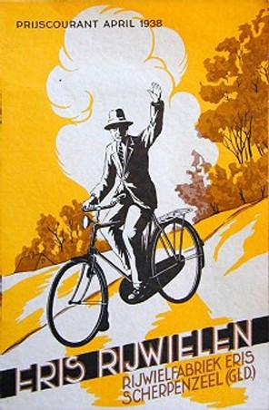 Advertentie 1938