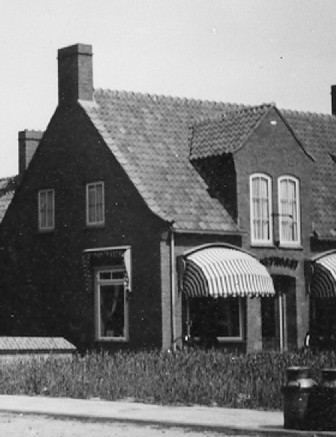 De wederopbouw in 1941