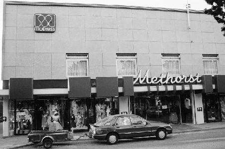 Modehuis Methorst  1986.
