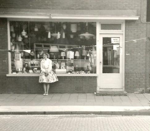 Winkel van Kuijt, 1960